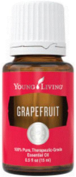 Grapefruit essential oil and weight loss