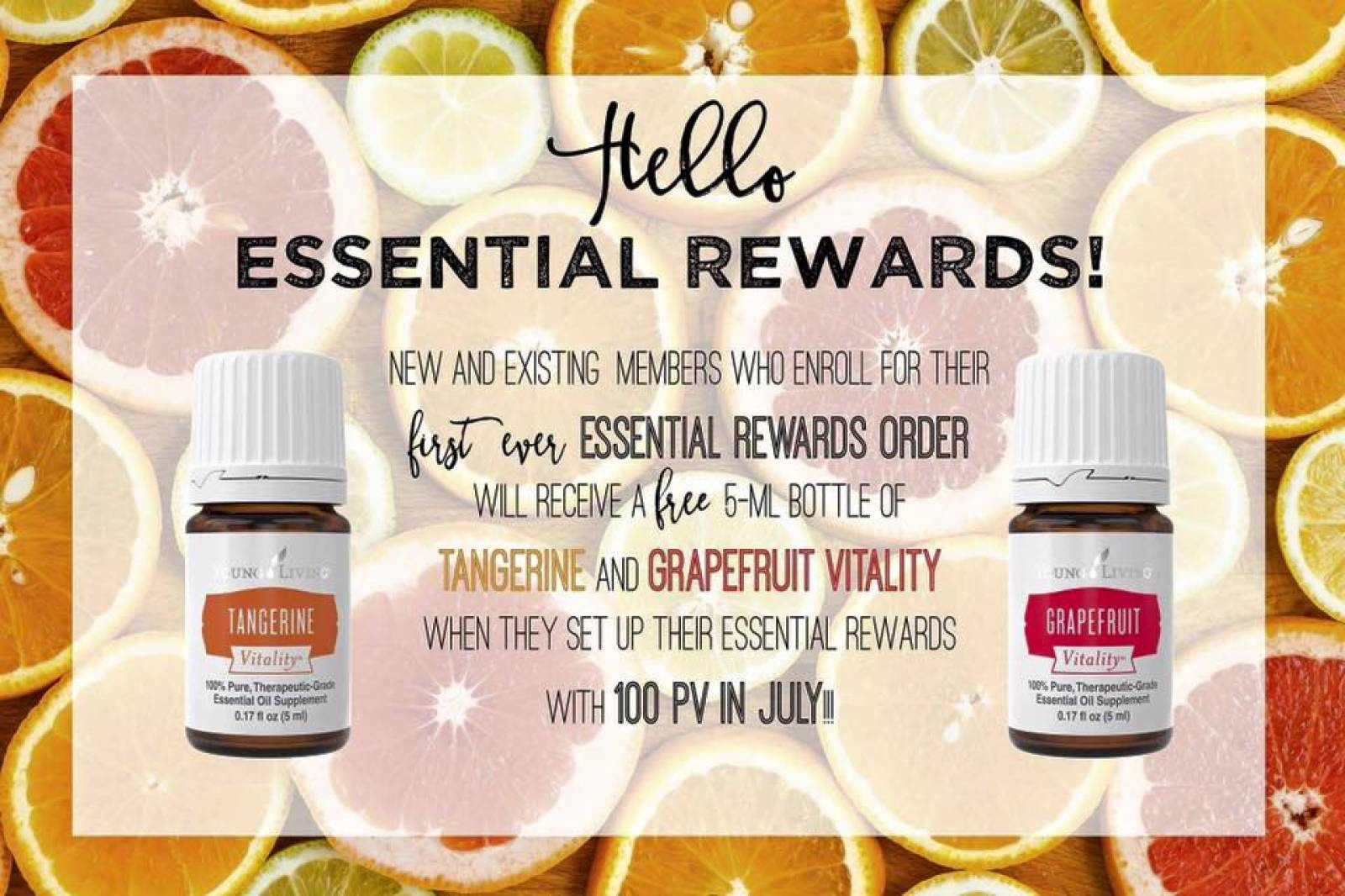 Essential Rewards--Reward!!!