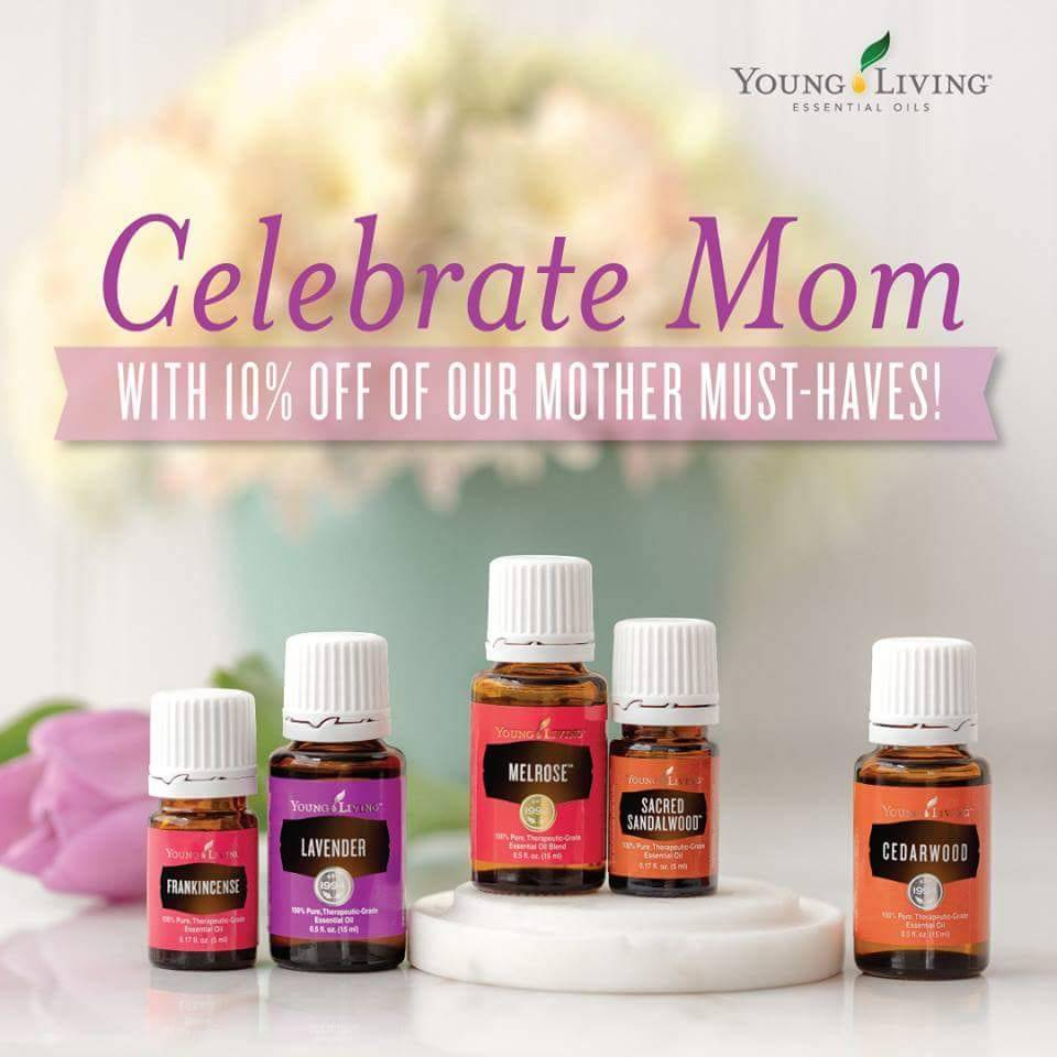 Celebrate (and Spoil) Your Mother